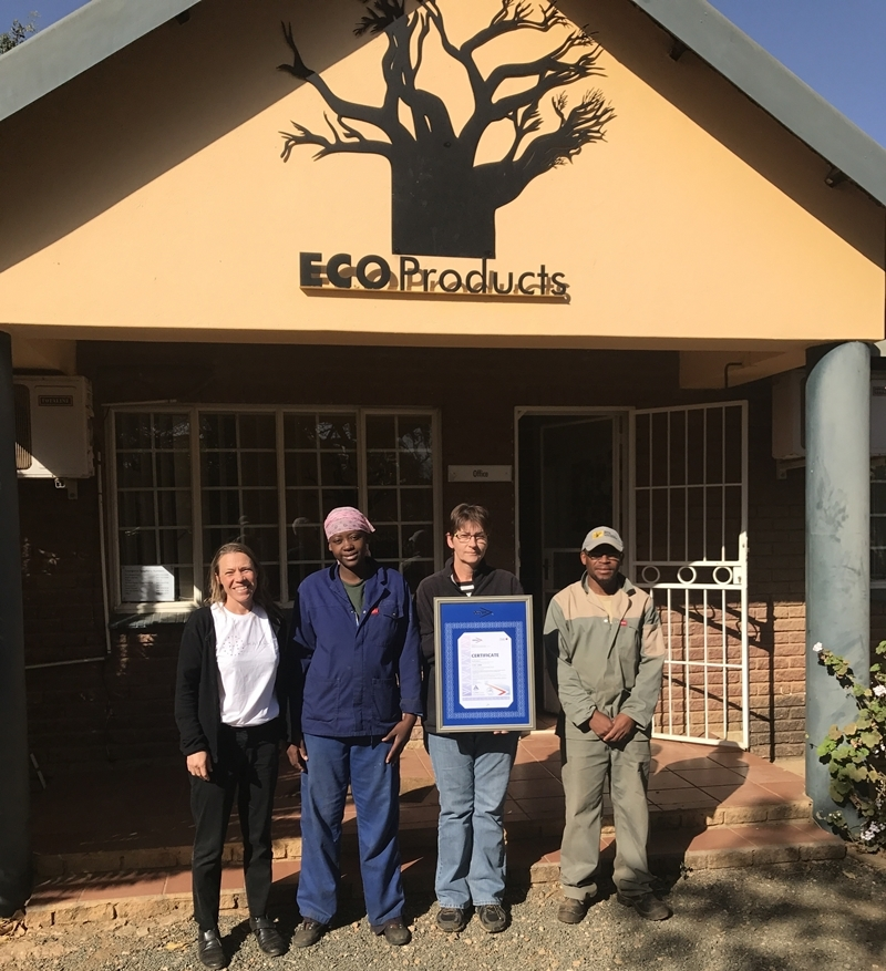 EcoProducts gets FSSC 22000 certified!