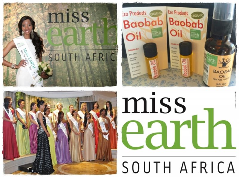Miss Earth and EcoProducts