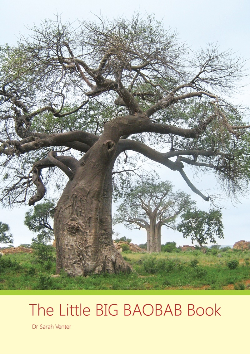 2016 Aug: The Little BIG BAOBAB Book